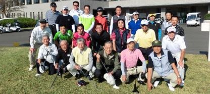 10月25日(土)に開催しました泰星会ゴルフコンペのご報告です。ちなみに28期の吉村君が優勝でした。