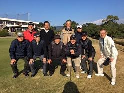 2016年12月10日開催 泰星会 ゴルフコンペのご報告