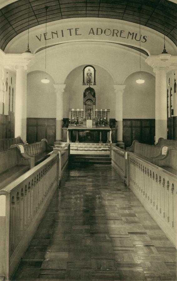 聖堂(御堂)