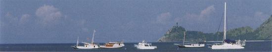 ディリの海辺