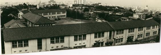 旧平尾木造校舎