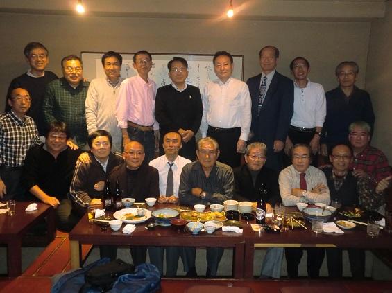 2013年11月22日(金)開催 23期生(昭和47年卒)同窓会の報告です。
