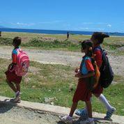 教育熱背景に6割が首都からの通学生