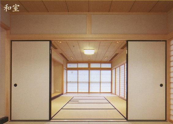 和室です。