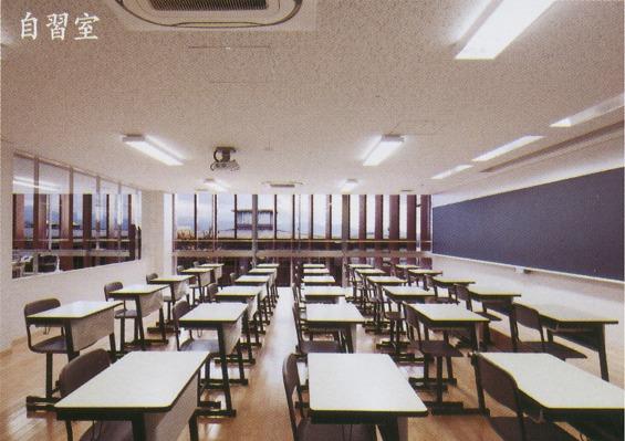 自習室です。