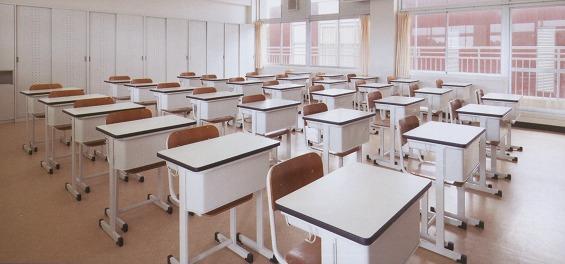 教室-5です。