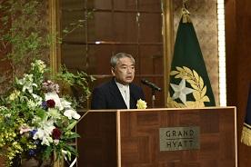 第16代校長 イエズス会日本管区長梶山義雄 神父のご挨拶