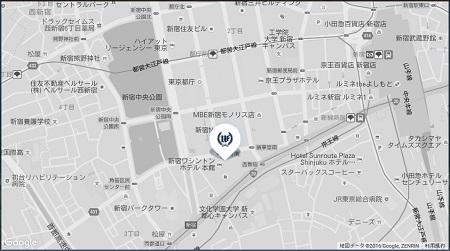 東京都新宿区西新宿3-2-9
