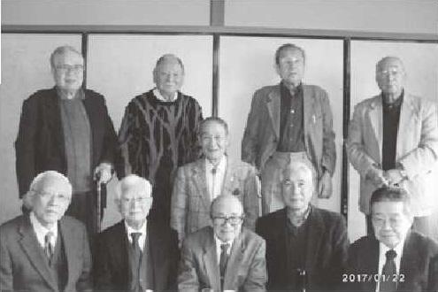 2017年1月22日(日)開催 3期生(昭和27年卒)同期会の報告です。