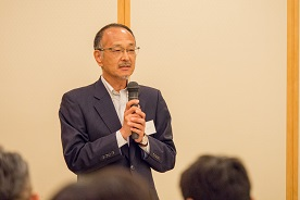 24期卒 原田耕作 関西支部長の活動報告