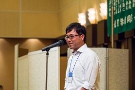 49期幹事 実行委員長の挨拶
