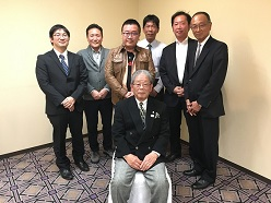 <報告>2018年11月17日(土)第6回 泰星会 関西支部同窓会
