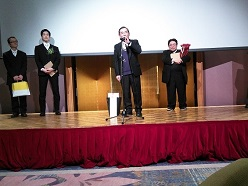 <報告>2019年3月1日(金)平成31年度 高校卒業祝賀会