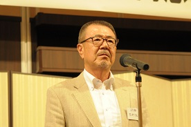 28期 吉村弘美副会長の挨拶