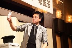 48期 マジシャン小川さんのマジックショー