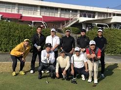 2019年11月9日(土)泰星会ゴルフコンペの報告